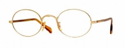 CLEARANCE OLIVER PEOPLES LINUS (DISPLAY MODEL) GOLD